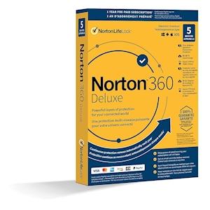 Norton 360 DEL 3D